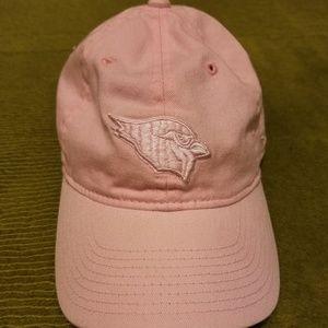 Pink Reebook Arizona Cardinals Cap